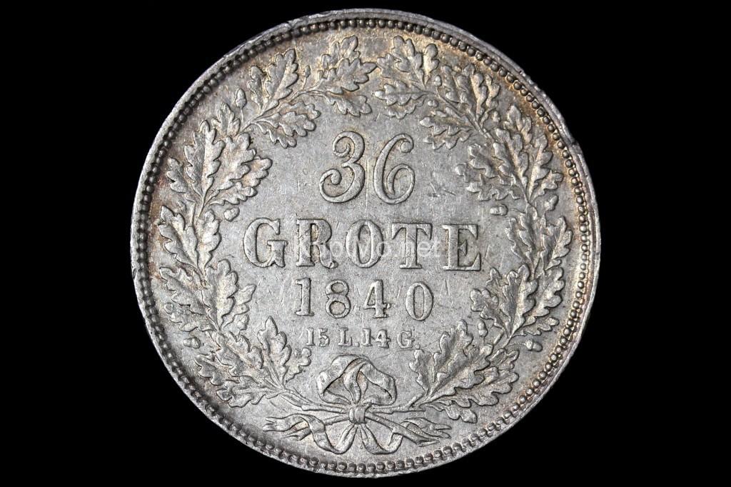 36 1840 Vf Xf